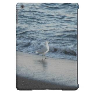 Seagull Beach Sea Waves Ocean iPad Case Gifts