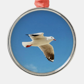 seagull christmas ornament