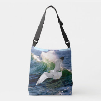"""Seagull"" Cross Body Bag"