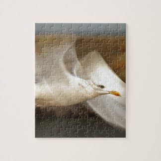 Seagull Design Jigsaw Puzzle