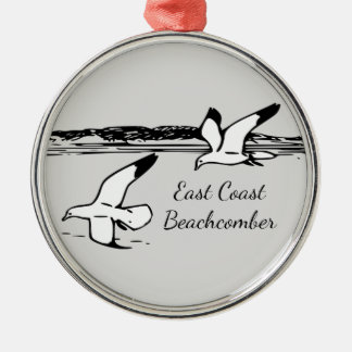 Seagull  East Coast Beachcomber Christmas ornament