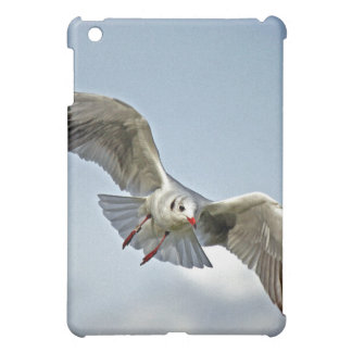 Seagull Flying with Wings Spread Cover For The iPad Mini