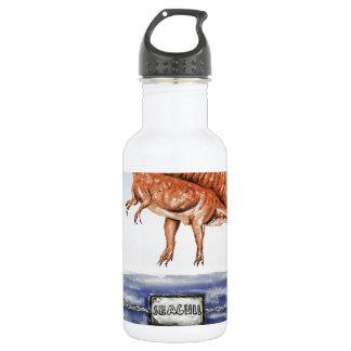 Seagull In Flight- Custom Print! 532 Ml Water Bottle