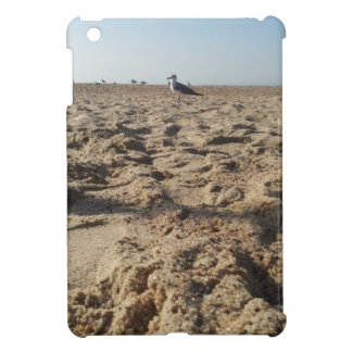 Seagull in the Sand Photograph IPad Case