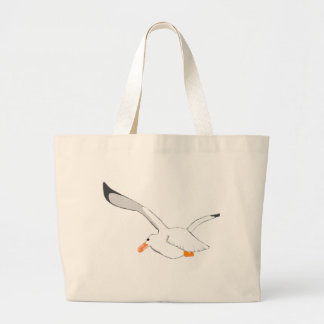 Seagull Jumbo Tote Bag