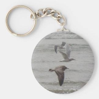 Seagull Keychain