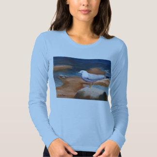 Seagull Ladies long sleeve tshirt