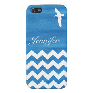 Seagull/Nautical iPhone 5 Case