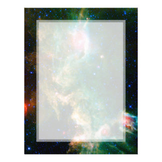 Seagull Nebula NASA Space Flyer Design