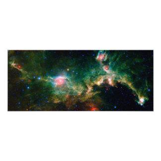 Seagull Nebula NASA Space Photo