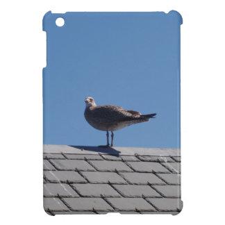 Seagull On A Slate Roof Covers For iPad Mini