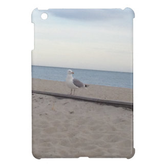 Seagull on Beach Cover For The iPad Mini