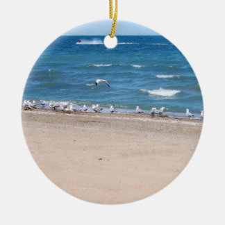 SEAGULL PENDANT OR ORNAMENT