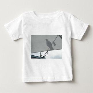 Seagull shadows baby T-Shirt