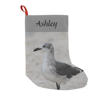 Seagull Small Christmas Stocking
