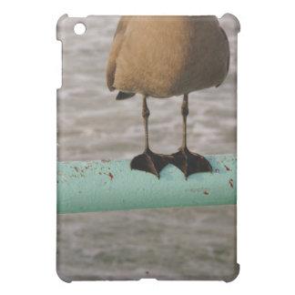 Seagull White iPad Mini Cover