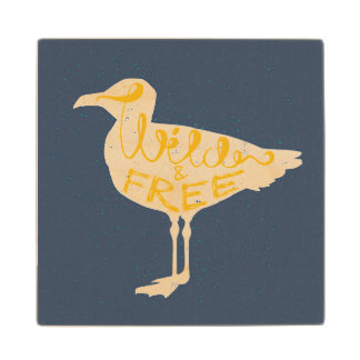 Seagull | Wild And Free Wood Coaster