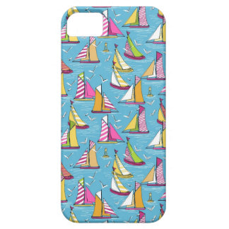 seagulls and sails springtime iPhone 5 cases