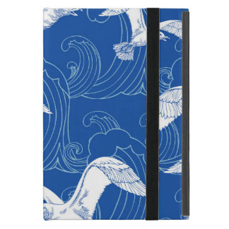 Seagulls and Waves Covers For iPad Mini