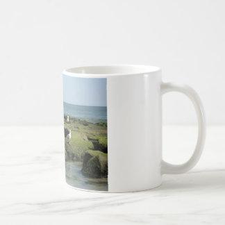 Seagulls Basic White Mug
