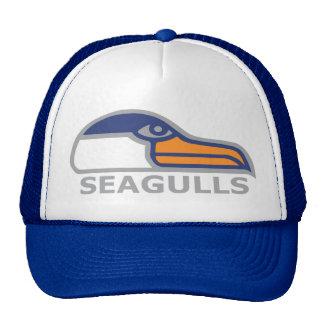 Seagulls Football Mesh Hats