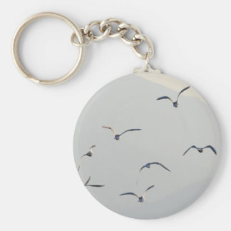 Seagulls Key Ring