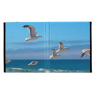 Seagulls mf iPad folio case