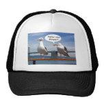 Seagulls speak French Trucker Hats