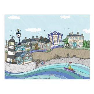 Seaham View Postcard