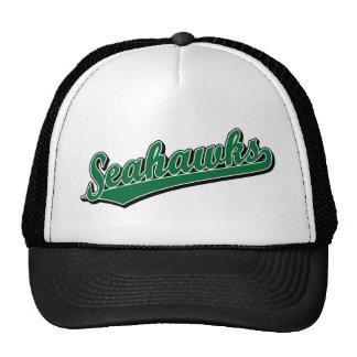 Seahawks in Green Cap