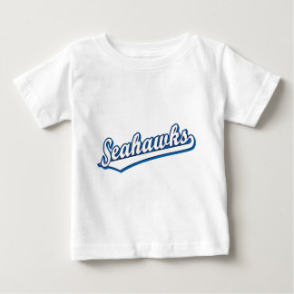 Seahawks in White and Blue Baby T-Shirt