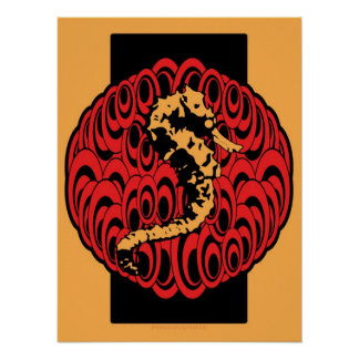 SEAHORSE ALIVENESS POSTERS