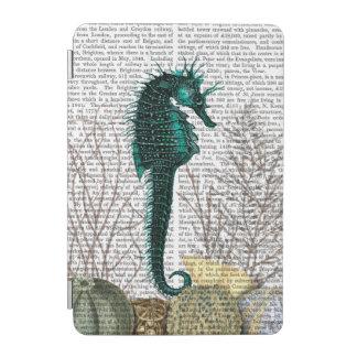 SeaHorse and Sea Urchins 2 iPad Mini Cover