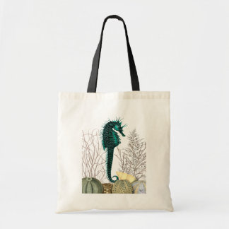 SeaHorse and Sea Urchins 2 Tote Bag