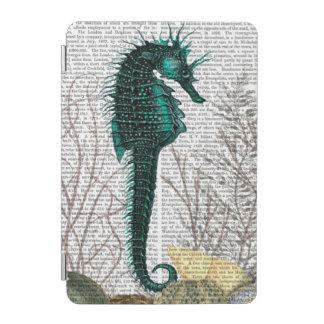 SeaHorse and Sea Urchins iPad Mini Cover
