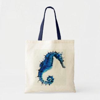 Seahorse art design Bag