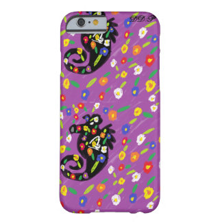 seahorse art two barely there iPhone 6 case