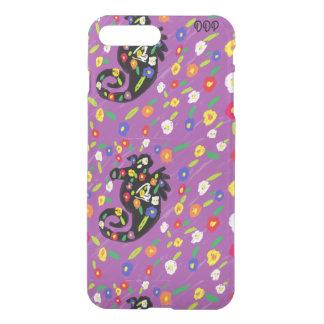 seahorse art two iPhone 8 plus/7 plus case