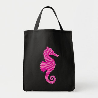 Seahorse Tote Bags