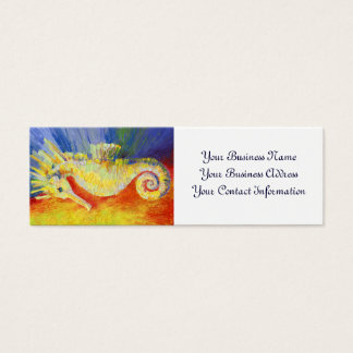 Seahorse Business Card