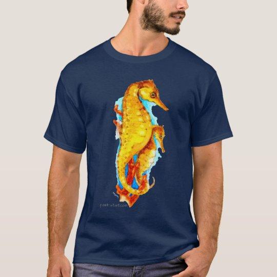 Seahorse (dark)  T-Shirt