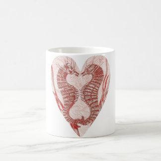 Seahorse Heart Mug