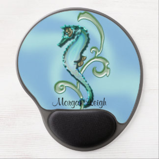 Seahorse in the Seaweed Gel Mouse Mat