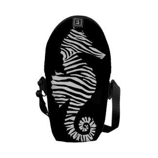 Seahorse Messenger Bags