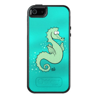 Seahorse Otterbox Symmetry iPhone Case SE/5/5S