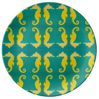 Seahorse Plate
