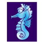 Seahorse Post Cards