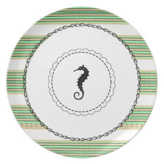 SEAHORSE_Yacht-Decking-Green-Water's-Striped_Chain Plate