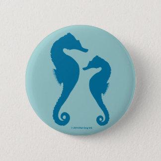 Seahorses Pin