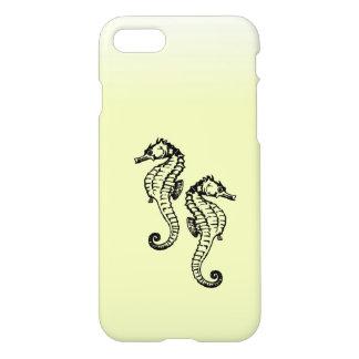 Seahorses Yellow iPhone 8/7 Case